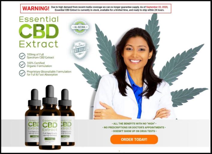 Essential CBD Canada Buy