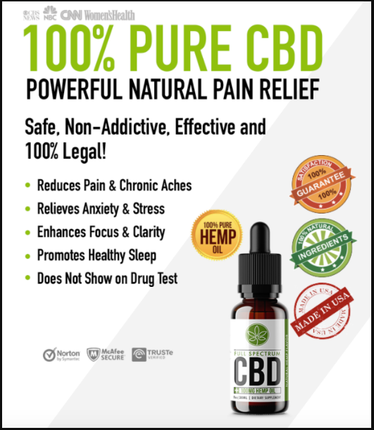 First Class Herbalist CBD Benefits