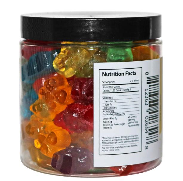 Nimble Hemp CBD Gummies