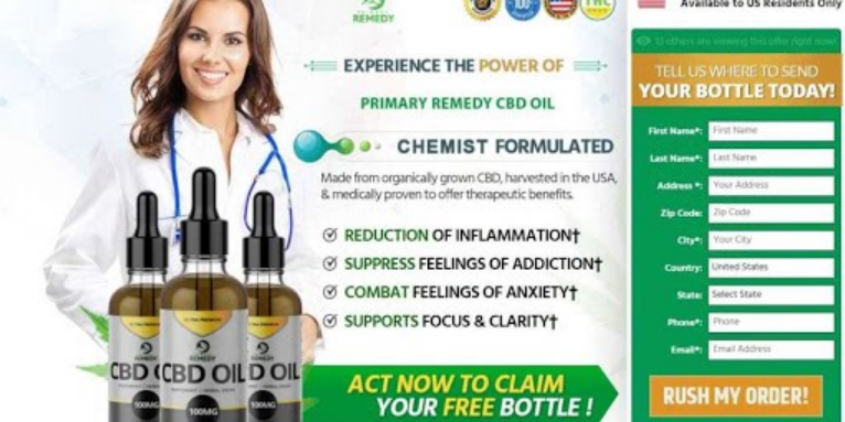 Primary Remedy CBD