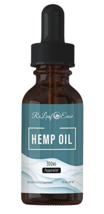 ReLeaf Ease CBD Oil