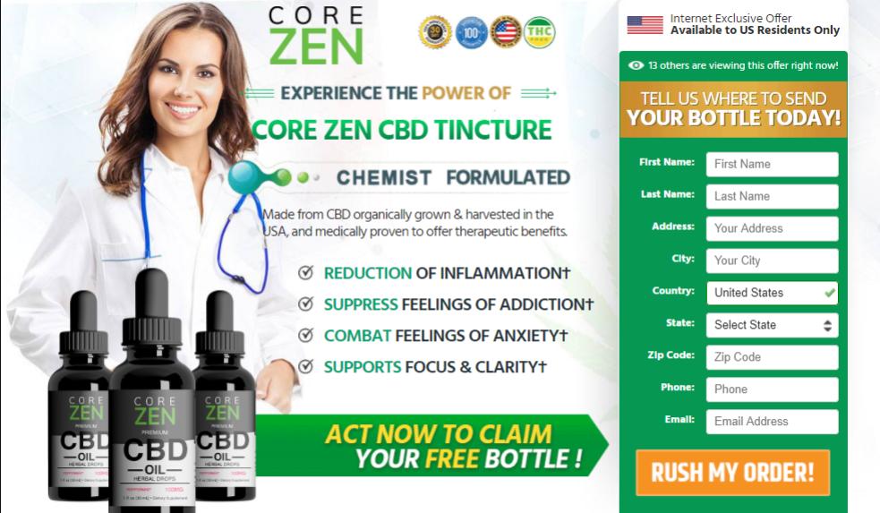 Core Zen CBD