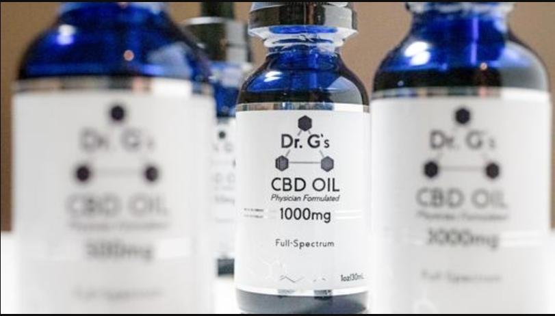 Dr. G's CBD Oil