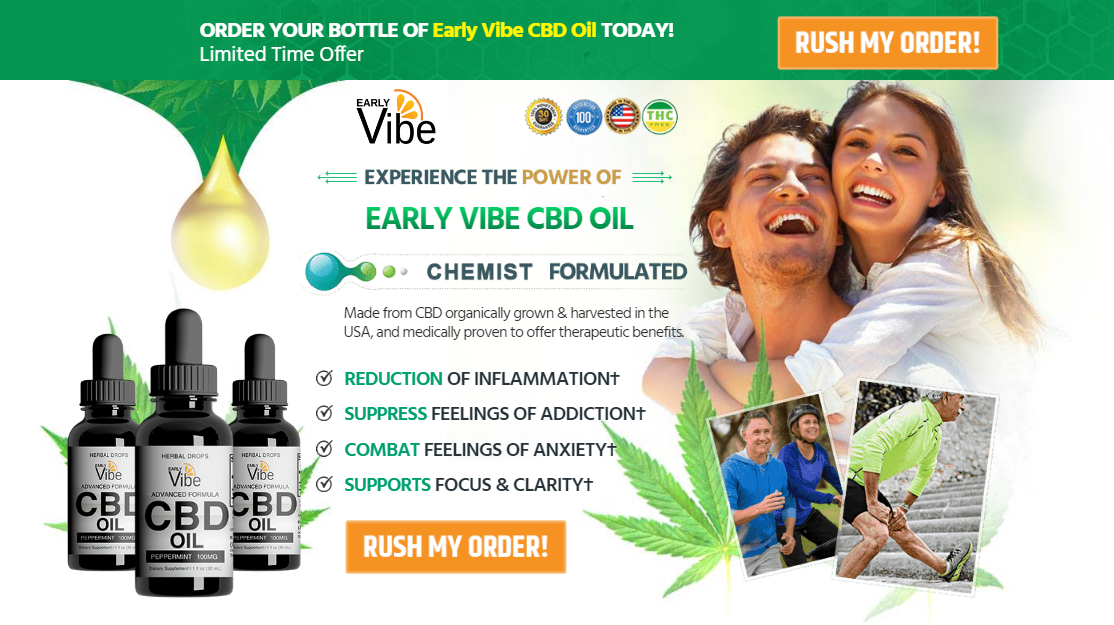 Early Vibe CBD Oil Buy