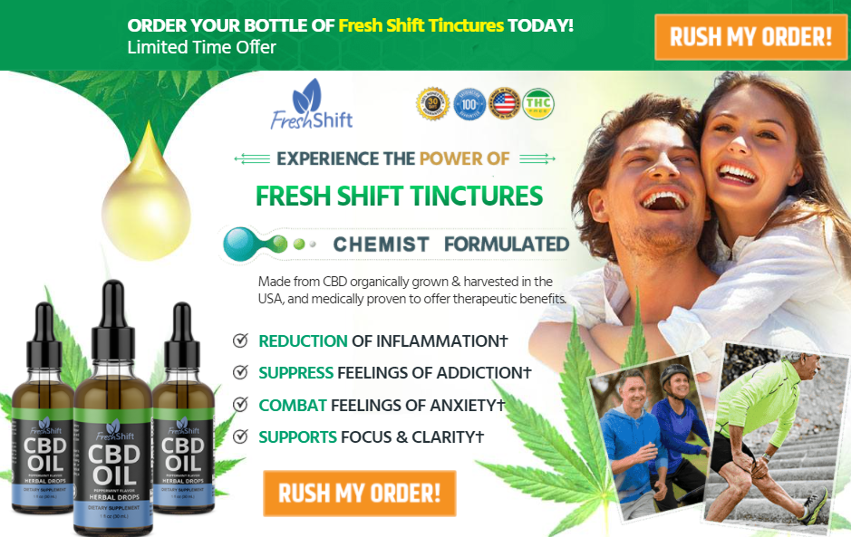Fresh Shift CBD