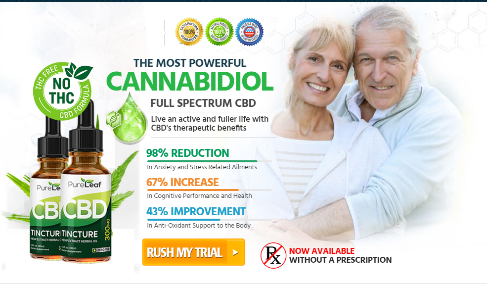 PureLeaf CBD Buy