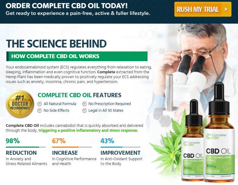 Complete CBD Oil