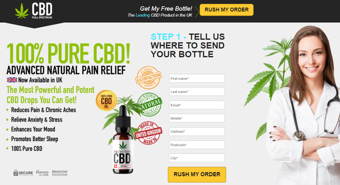 Nordic CBD United Kingdom: (UK) Reviews, Benefits/Warning, Price & Buy
