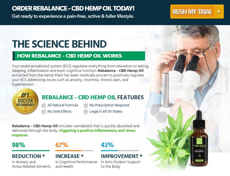 Rebalance CBD Oil