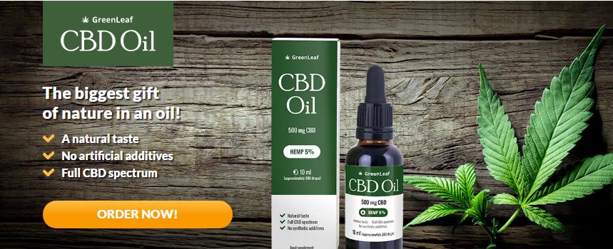 Green Leaf CBD
