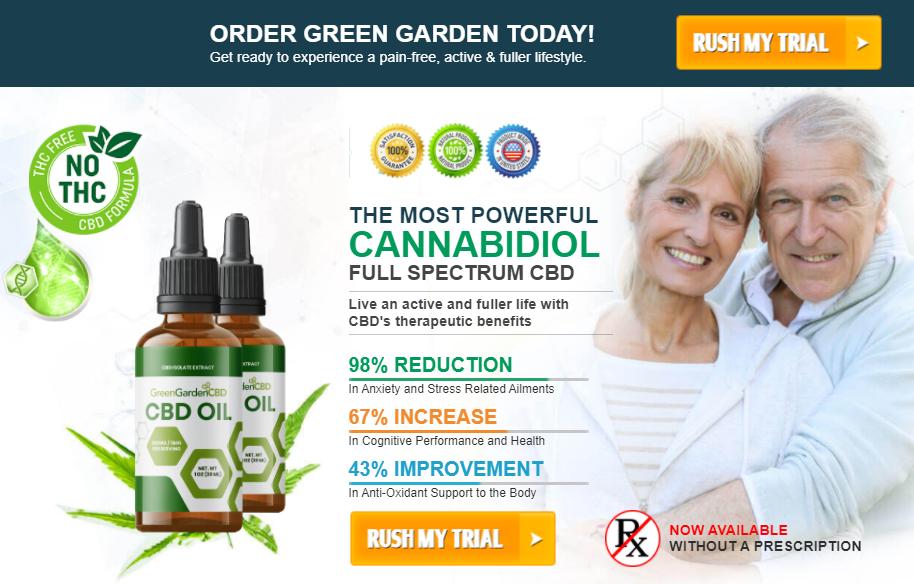Green Garden CBD