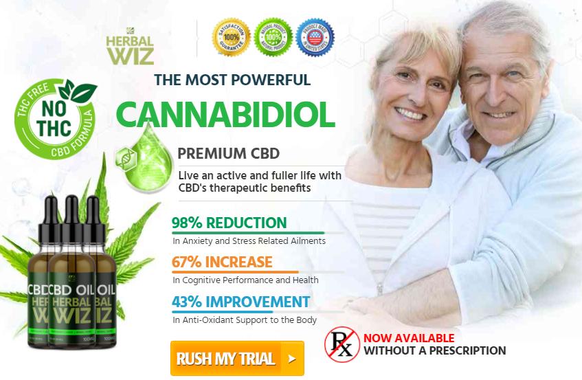 Herbal Wiz CBD