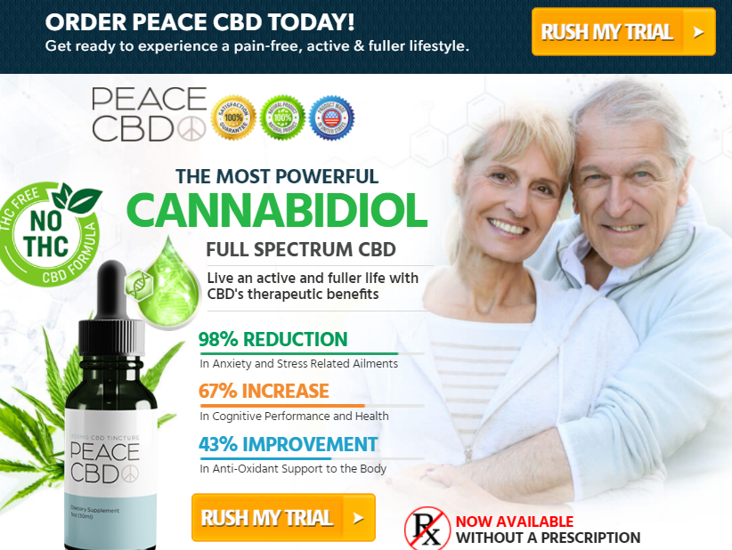 Peace CBD Oil