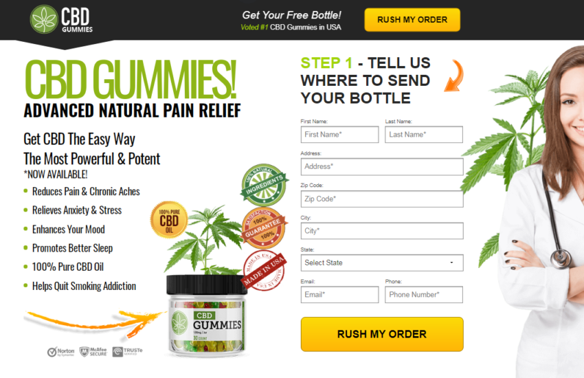 Pure CBD Gummies