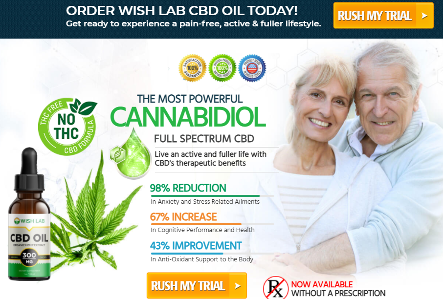 Wish Lab CBD
