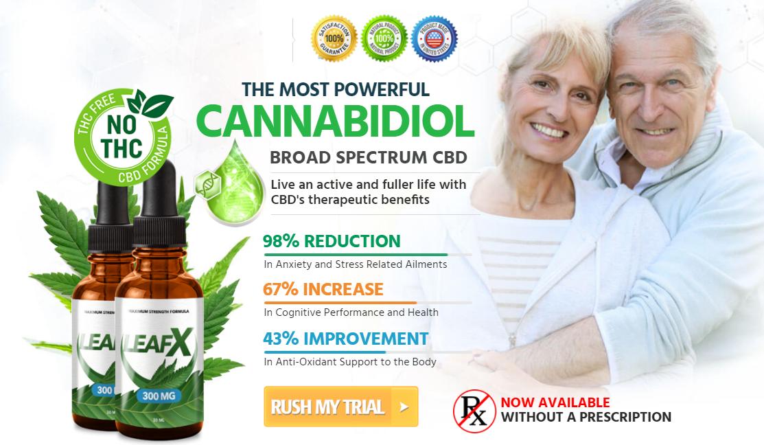 Leaf X CBD Price