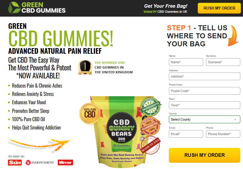 Gaia's Choice CBD Gummies United Kingdom