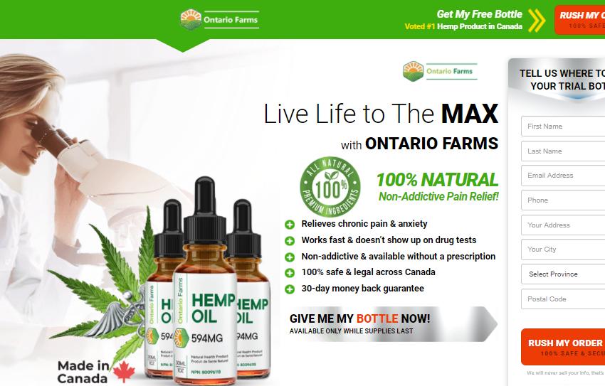 Ontario Farms CBD Canada