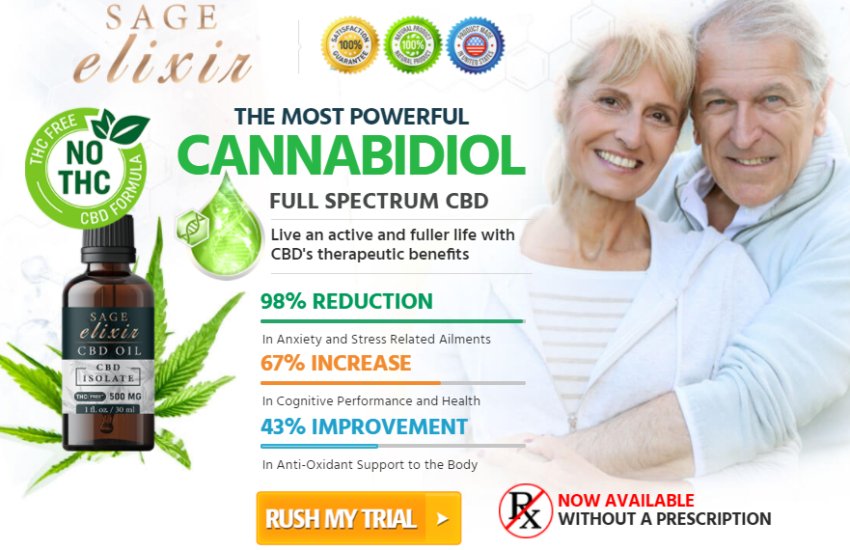 Sage Elixir CBD